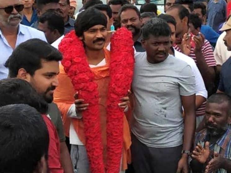 Lakshmi Priyaa Chandramouli joins Dhanush Mari Selvaraj in Karnan