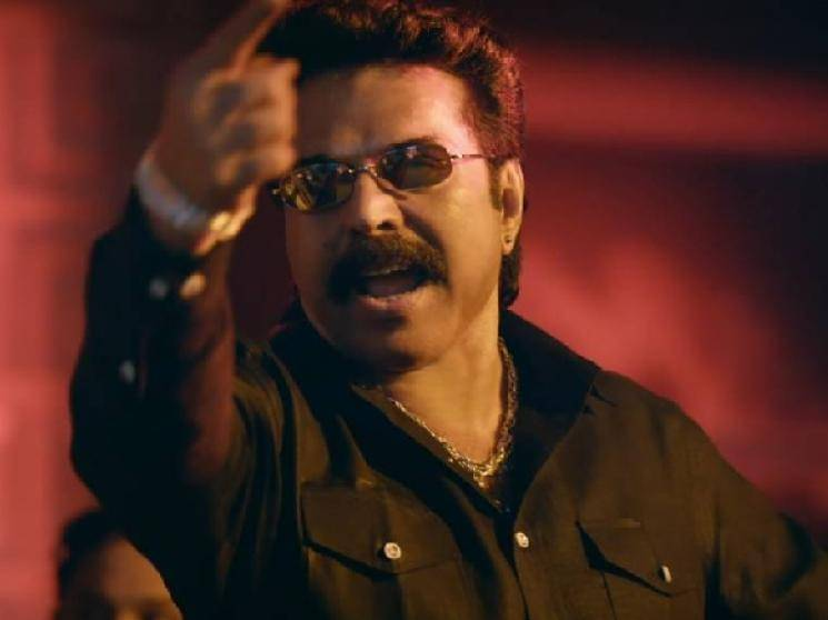 Mammootty Rajkiran Meena Kuberan teaser released Shylock Tamil