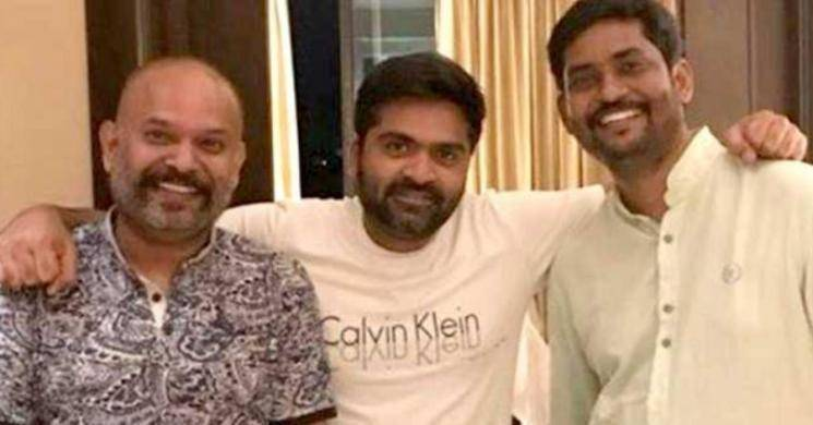 Venkat Prabhu invites fans to give name for Simbu Muslim character in Maanaadu Yuvan Shankar Raja Suresh Kamatchi Kalyani Priyadarshan