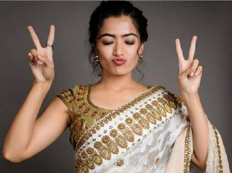 Rashmika manager clarifies IT raids were only on her father property