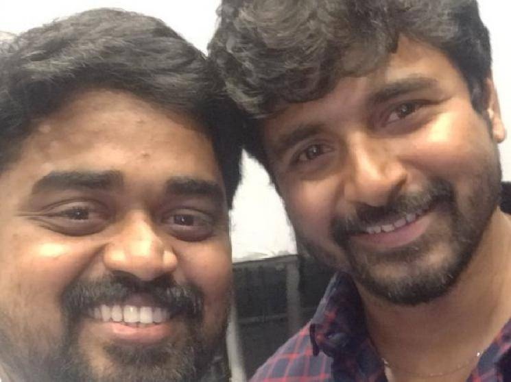 Sivakarthikeyan surprises stand up comedian Jagan Krishnan with selfie