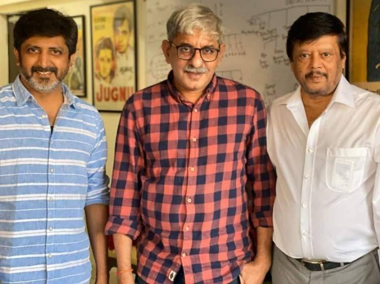 Andhadhun Tamil Remake Mohan Raja To Direct