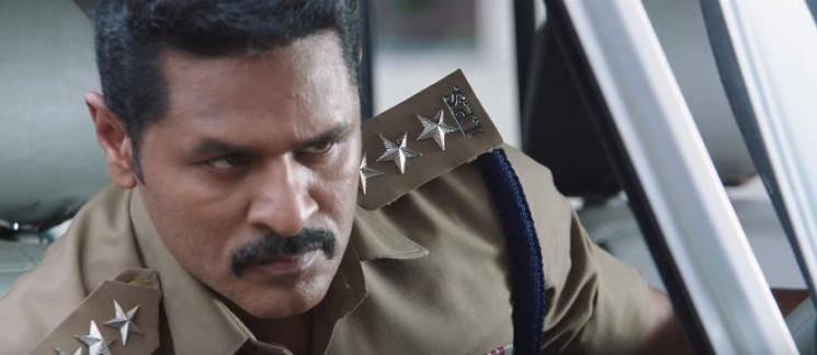 Prabhu Deva Pon Manickavel trailer Nivetha Pethuraj D Imman