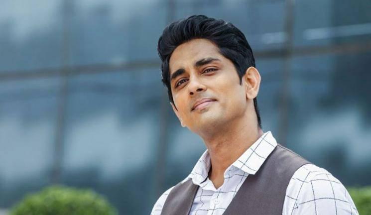 actor siddharth twitter paithiyam challenge venkatesh 74 naarappa asuran UnrivalledTamilActors TeluguRealHeroes