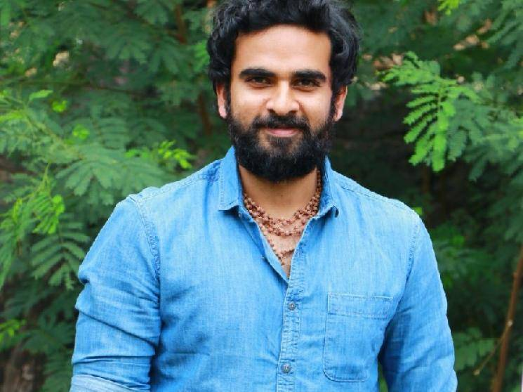 Ashok Selvan plays 100 KG chef in Telugu debut