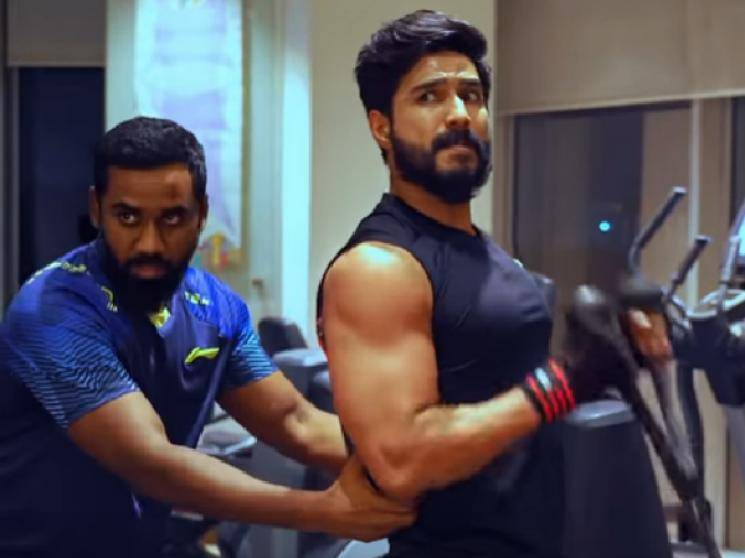 Vishnu Vishal shares inspiring video of fitness transformation jouney