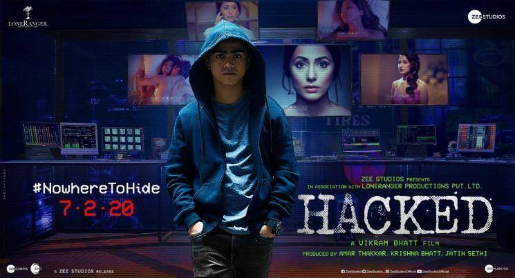 Hina Khan Hacked Ab Na Phir Se video song Rohan Shah Vikram Bhatt