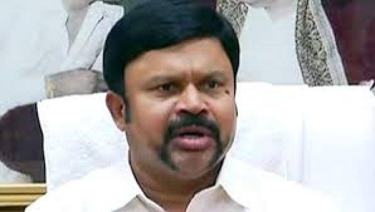 ADMK former MP KC Palanisamy arrested
