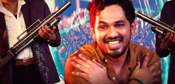 Naan Sirithal Happy Birthday song video Hiphop Tamizha Iswarya Menon Sundar C Raana