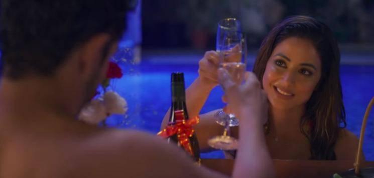 Tu Jo Mili video song Hacked Hina Khan Vikram Bhatt Rohan Shah