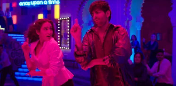 Haan Main Galat video Love Aaj Kal Kartik Aaryan Sara Ali Khan Imtiaz Ali Pritam Arijit Singh