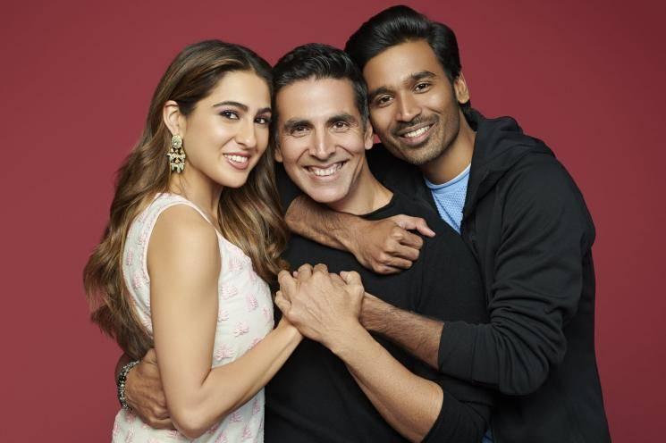 dhanush hindi film