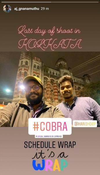 cobra update