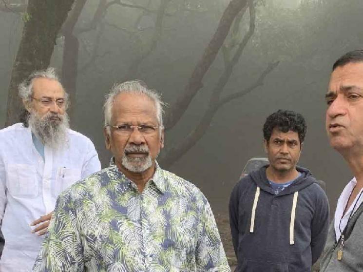 Mani Ratnam Ponniyin Selvan next schedule in Chennai