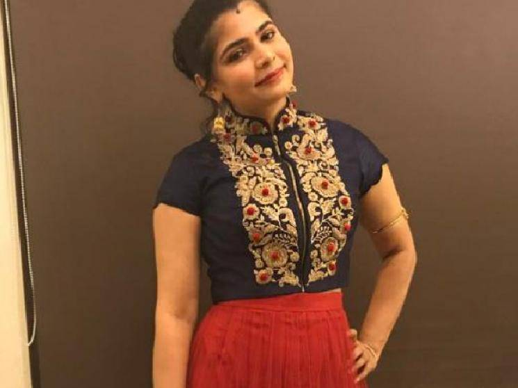 Chinmayi to take on Radha Ravi in Dubbing Union Elections