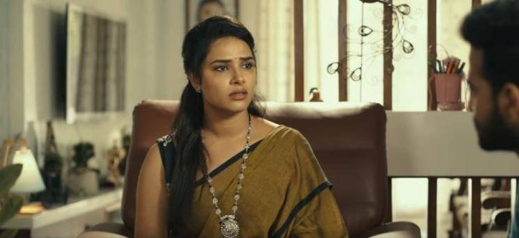 HIT Movie Teaser Vishwak Sen Ruhani Sharma Nani Sailesh Kolanu