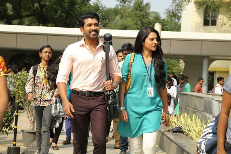 Sidharth Malhotra being eyed for Thadam Hindi remake Arun Vijay Magizn Thirumeni