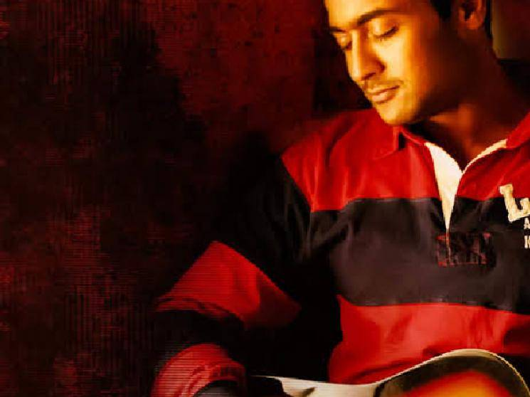 Suriya wishes Gautham Menon for 20 years relives memories