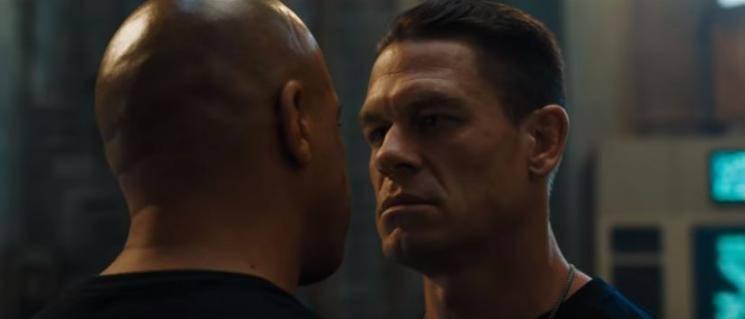 F9 trailer Fast and Furious 9 The Fast Saga Vin Diesel John Cena Michelle Rodriguez