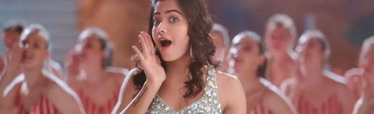 Rashmika Mandanna Bheeshma Song