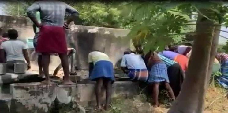 9 year girl found dead in a well in Srivilliputhur