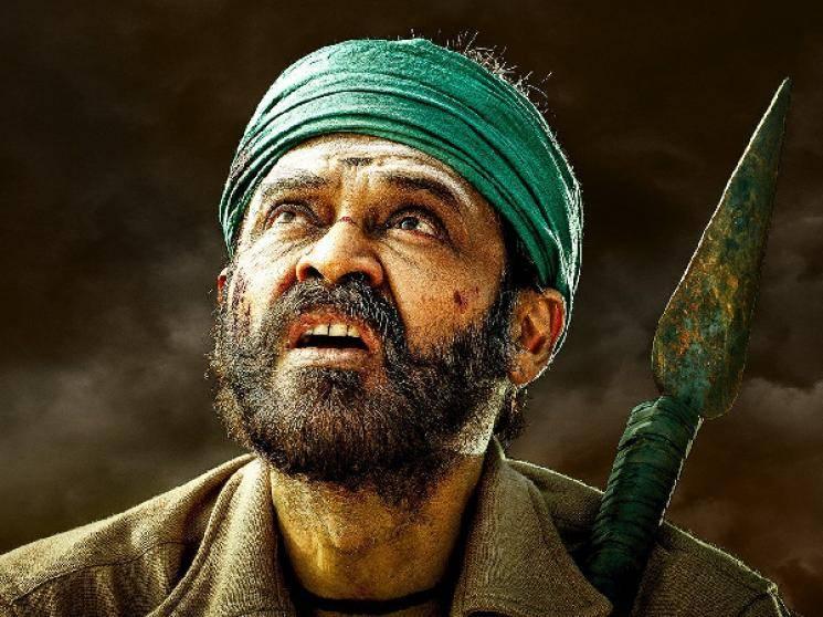 Asuran Telugu remake Venkatesh Naarappa shooting in Kurumalai Tamil Nadu