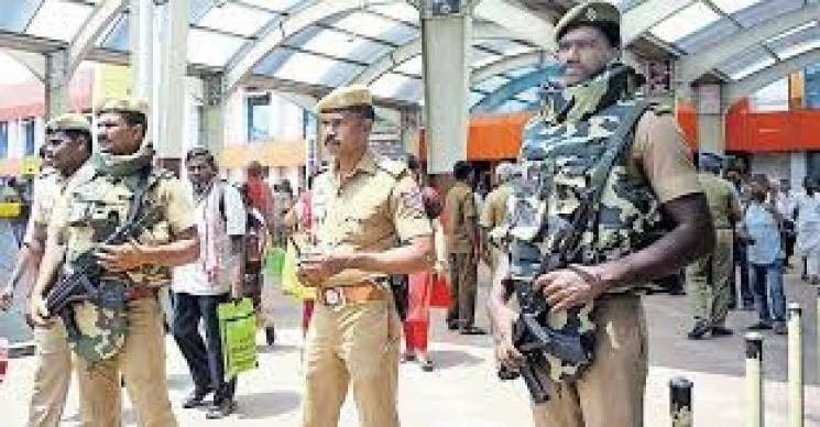 ISIS terrorists warn Tamil Nadu police