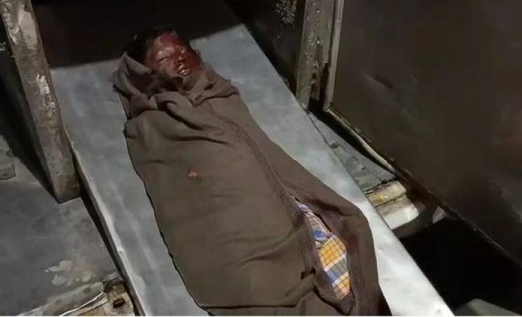 Dindugal 6 year girl raped body found dead