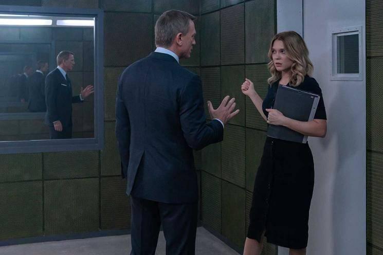 No Time To Die New James bond 007 action promo Daniel Craig Rami Malek Hans Zimmer