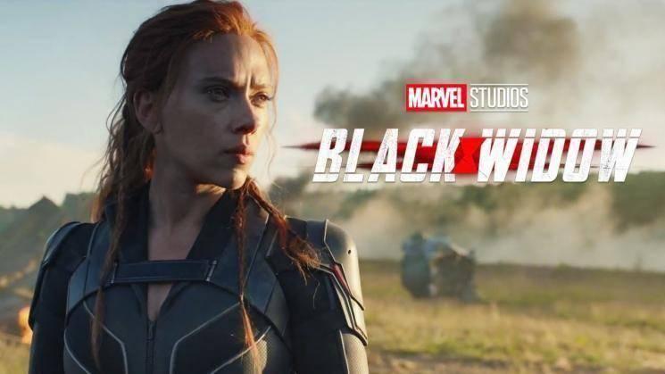 Marvel Studios Black Widow Big Game Spot Scarlett Johansson Florence Pugh Avengers