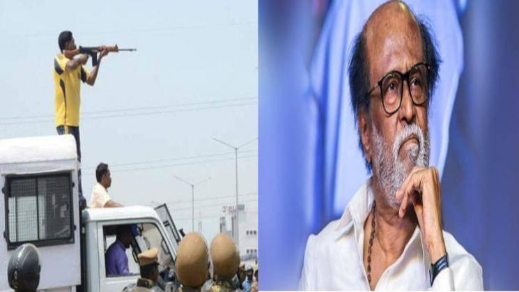 Rajini gets a summon for Thoothukudi firing