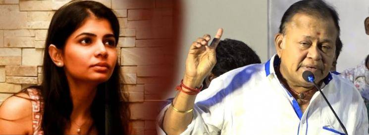 Chinmayi shocked after Radha Ravi win in Dubbing Union Elections