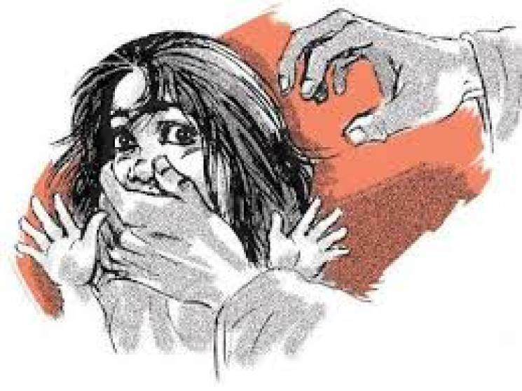 15 year girl kidnapped and raped by 2 men in Nilagiri