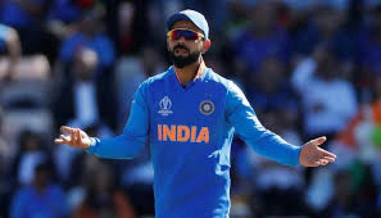 Indian cricketers fined 80% of match fee