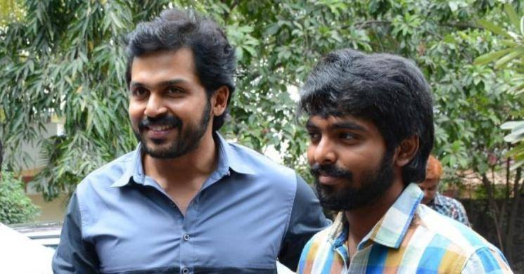GV Prakash to score music for Karthi film with Hero director PS Mithran Prince Pictures