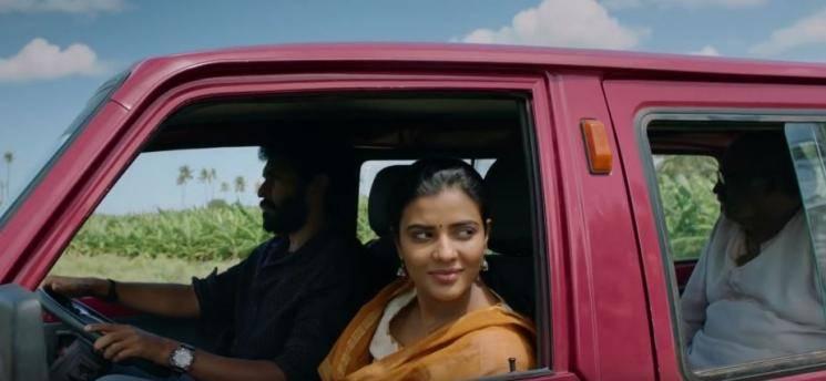 Vaanam Kottattum Poova Thalaiyaa video song Mani Ratnam Sid Sriram
