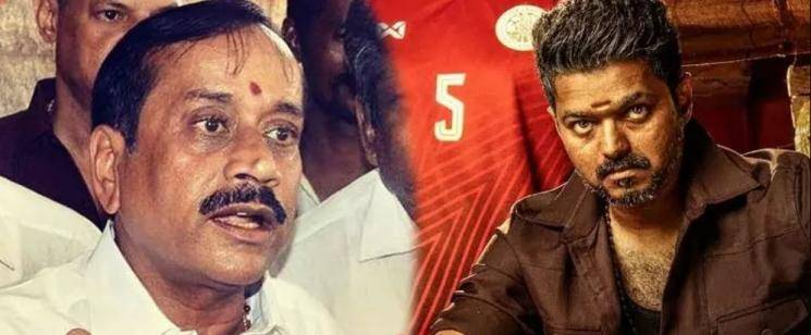 IT Raid controversy H Raja trolls Thalapathy Vijay fans