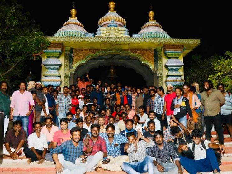 Nayanthara RJ Balaji Mookuthi Amman gets Gautham Karthik Yashika Aannand