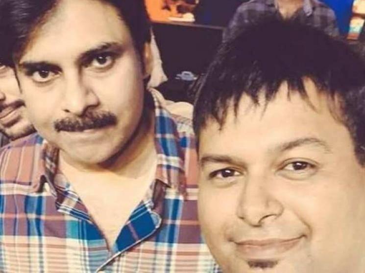 Thaman is all praises for Pawan Kalyan Pink remake PSPK26