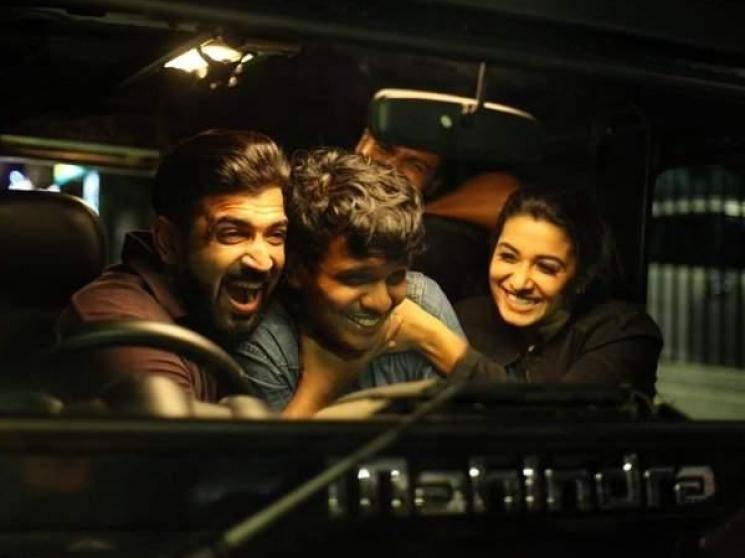 Prasanna joins cast of Dhanush Karthick Naren D43