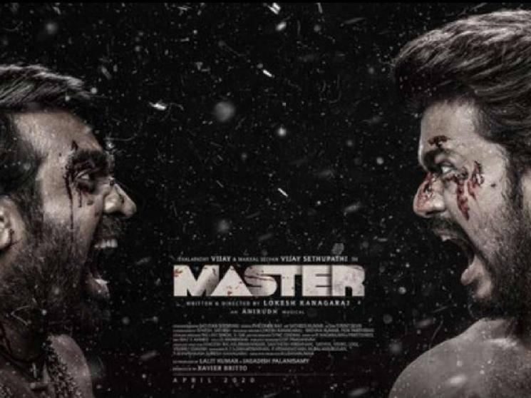 Thalapathy Vijay greets fans after Master shoot at Neyveli