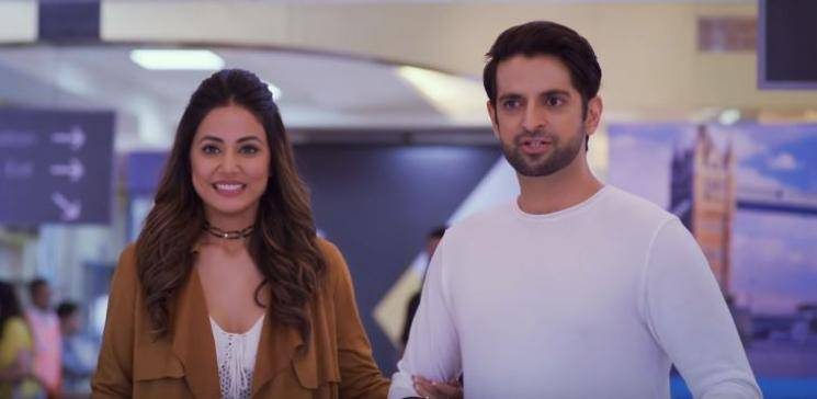 Hina Khan Hacked Tujhe Hasil Karunga video song Vikram Bhatt