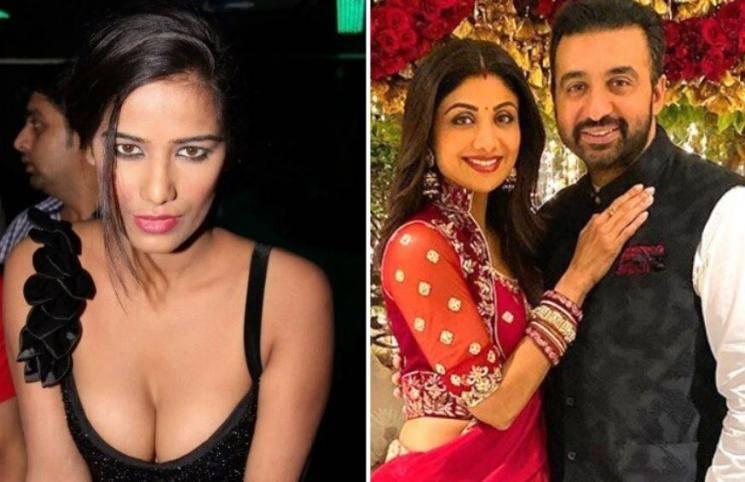 Poonam Pandey files FIR on Shilpa Shetty husband Raj Kundra