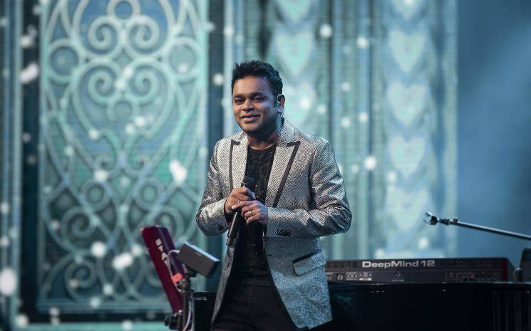 A R Rahman to release special song on water conservation Ponniyin Selvan Ayalaan Cobra Thalaivan Irukkindraan