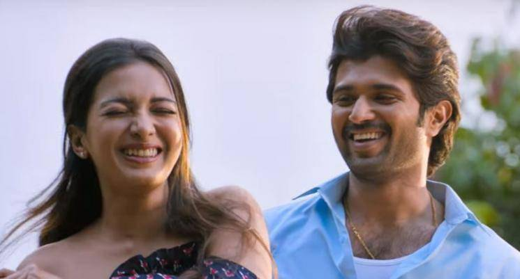 Vijay Deverakonda Comosava Paris Video Song World Famous Lover Aishwarya Rajesh Raashi Khanna Catherine Tresa Izabelle Leite