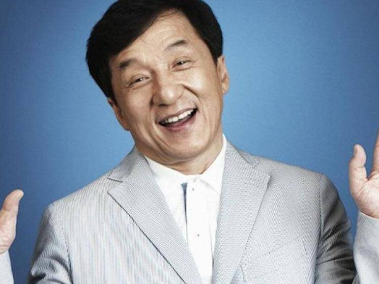 Jackie Chan announces reward for finding Corona Virus cure