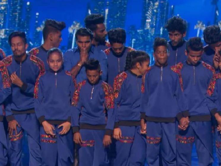 Anirudh shares Petta Marana Mass performance video at Americas Got Talent