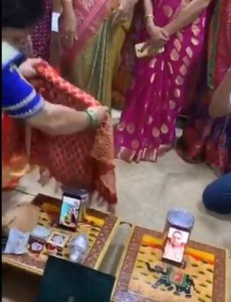 Online Wedding Engagement - Viral Video