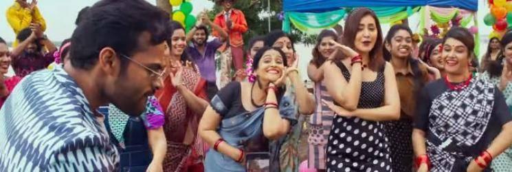 Thakita Thakita Song Raashi Khanna