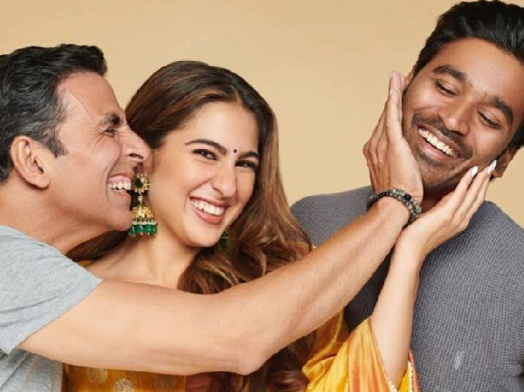 Dhanush Akshay Kumar Aanand L Rai Atrangi Re shoot starting in March